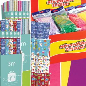 Gift Wrap - Bags - Bows