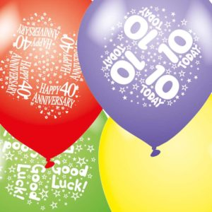 Qualatex Latex Balloons